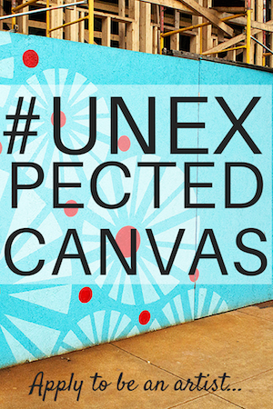 Click to learn about Unexpected Canvas